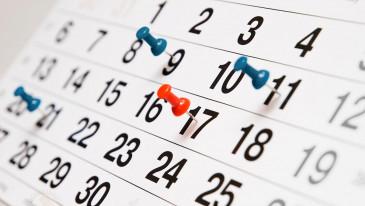 График работы на июньские праздники