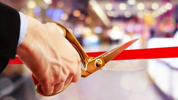 Открылся наш фирменный магазин «Двери-Град»