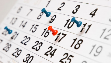 График работы на февральские праздники